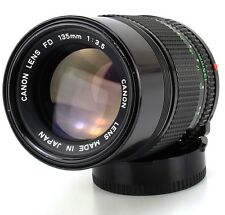 Canon Lens 135 mm 3.5  Lens Mount MD  (Réf#A-012)