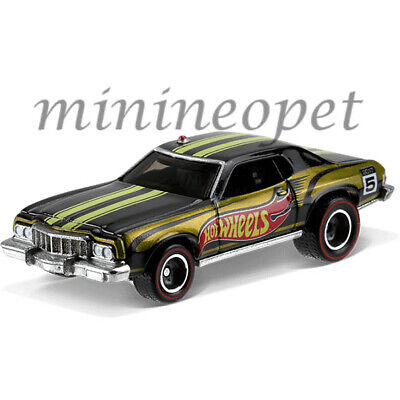 1:64 K-MART COLLECTOR/'S EDITION 1976 FORD GRAN TORINO FFY66 BY HOT WHEELS
