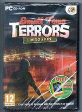 Small Town Terrors Livingston & Free Vampire Kiss, PC Games New & Sealed