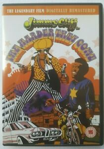The Harder They Come 1972 Starring Jimmy Cliff 2008 UK Region 2 PAL DVD