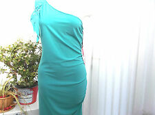 """ever pretty""ladies sz 16 turquoise green cocktail dress"