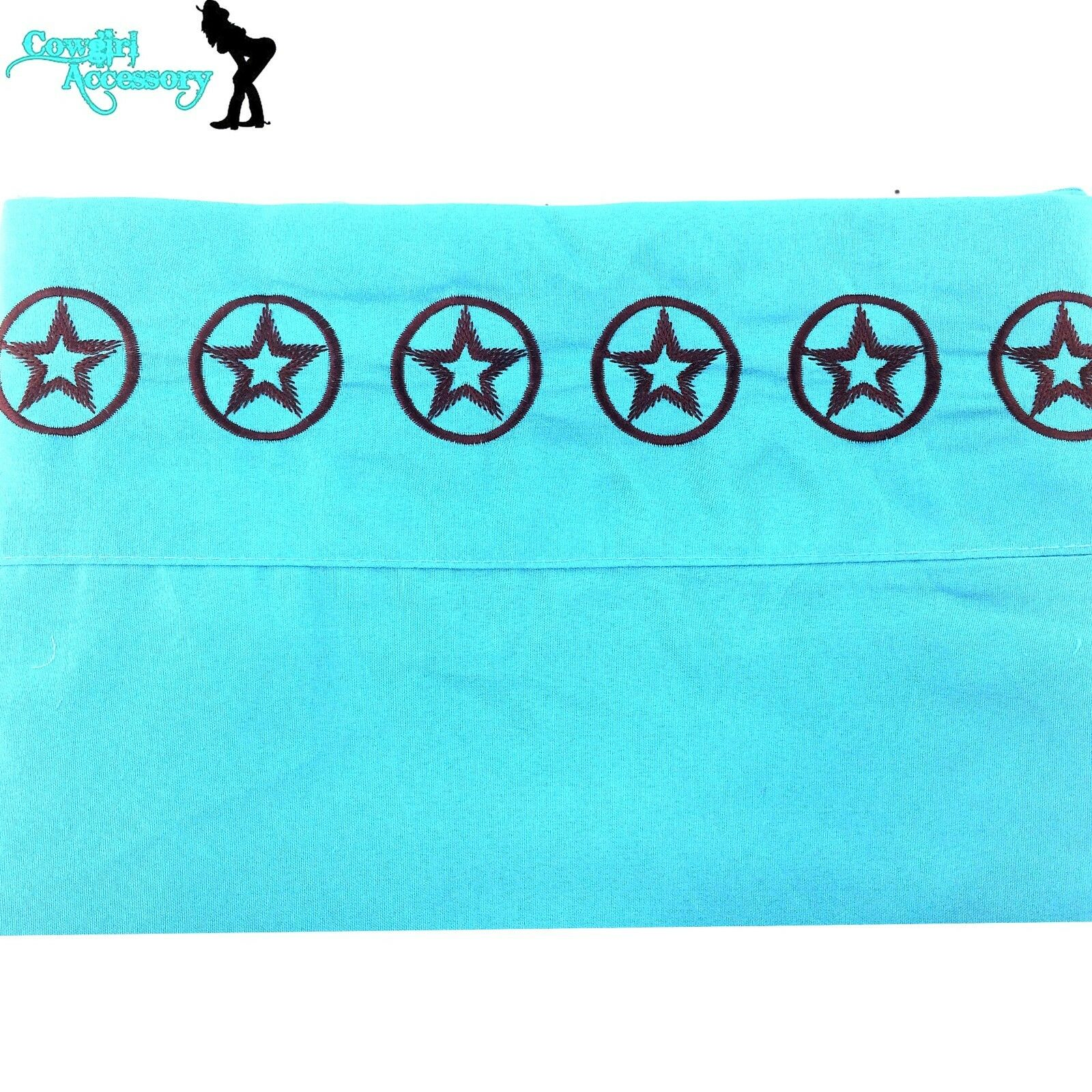 Western Texas Star Polyester Sheet Set Tan King