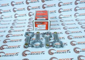 Details about Manley 14024-4 H-Beam Connecting Rods for Subaru WRX STI EJ18  EJ20 EJ22 EJ25