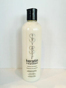 simply smooth keratin treatment instructions