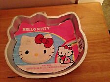 2010 HELLO KITTY SANRIO WILTON CAKE PAN 2105-7575 INSTRUCTION INSERT INCLUDED