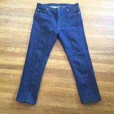 Vtg 80s Levis Dead stock 505 Redline 501s Jeans Usa Ykk Zipper 44 32