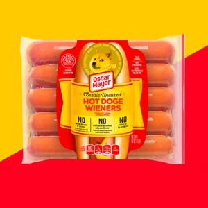Oscar Mayer Hot Doge Wieners