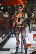 "Metal Gear Solid V QUIET THE PHANTOM PAIN PLAY ARTS KAI 10"" action figure"