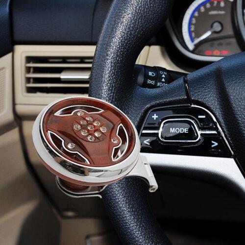 Universal Car Truck Steering Wheel Aid Power Handle Assister Spinner Knob Ball