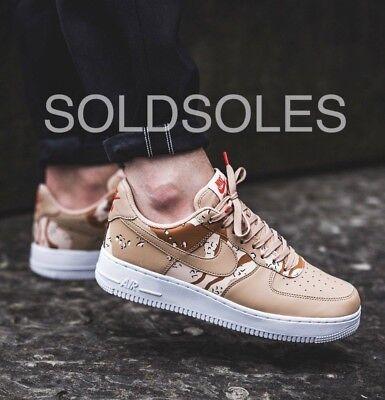 Nike Air Force 1 Biege Mimetico | eBay