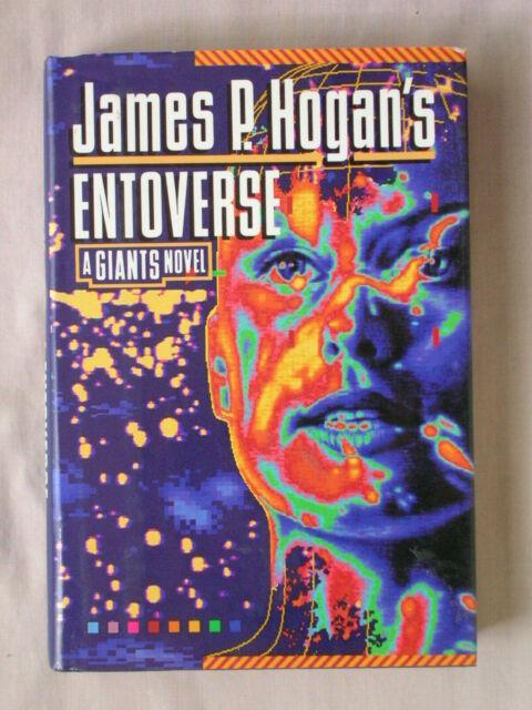 Entoverse by James P. Hogan (1991, Hardcover) for sale online   eBay