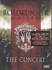 ROADRUNNER UNITED - the concert DVD