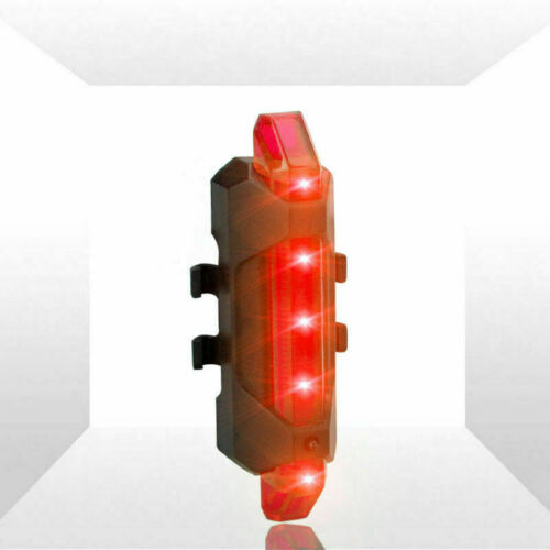 USB Rechargeable 15000LM XML T6 LED Bike Front Light Bicycle Headlight Rear Lamp