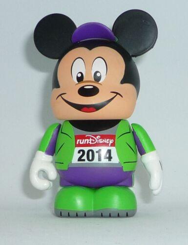 Disney Run Disney Exclusives Series Vinylmation 2014 Run Disney Mickey