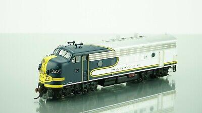 Athearn Genesis F7a Freight Santa Fe Blue Bonnet Dcc Ready Ho Scale Ebay