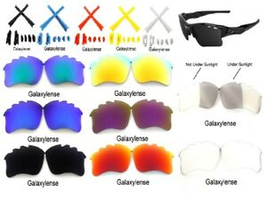9185e2df53 Image is loading Galaxy-Replacement-Lenses-For-Oakley-Flak-Jacket-XLJ-