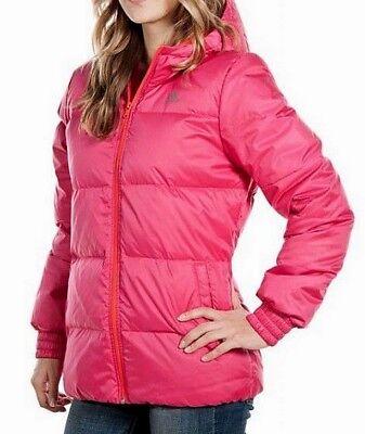 Cosy Damen Down Winterjacke Adidas Jacke Pink Daunenjacke HWE9IeDbY2