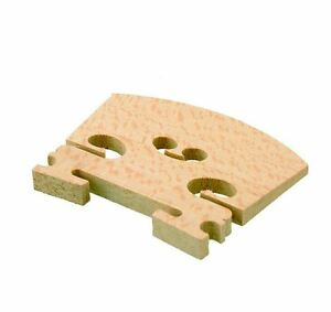 Rationnel Débutant Violon Pont, 1/4 Taille Fiddle Violon Ponts Neuf Haute Qualité-afficher Le Titre D'origine