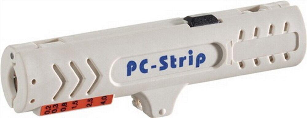 Abisolierwerkzeug PC-Strip L.125mm JOKARI Kabel-D.5-15mm