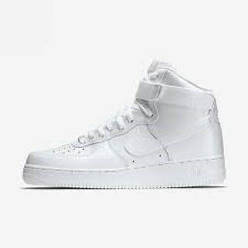 Nike Air Force 1 One High '07 bianca   bianca 315121 115 Brand New In Box  Ultimo 2018