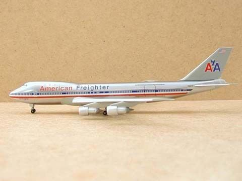 marca famosa American Airlines Freighter Freighter Freighter B-747-100F (N9673), 1 400  Jet-X  Web oficial