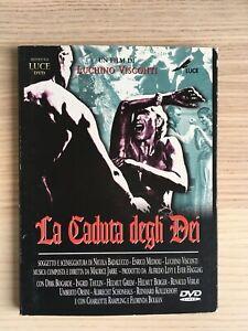 Luchino-Visconti-La-Caduta-degli-Dei-DVD-Istituto-Luce-Digipack-RARO