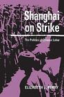Shanghai on Strike: The Politics of Chinese Labor by Elizabeth J. Perry (Paperback, 1995)