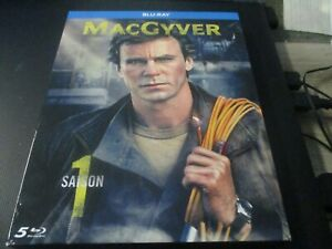 COFFRET-5-BLU-RAY-034-MACGYVER-MAC-GYVER-SAISON-1-034-Richard-DEAN-ANDERSON