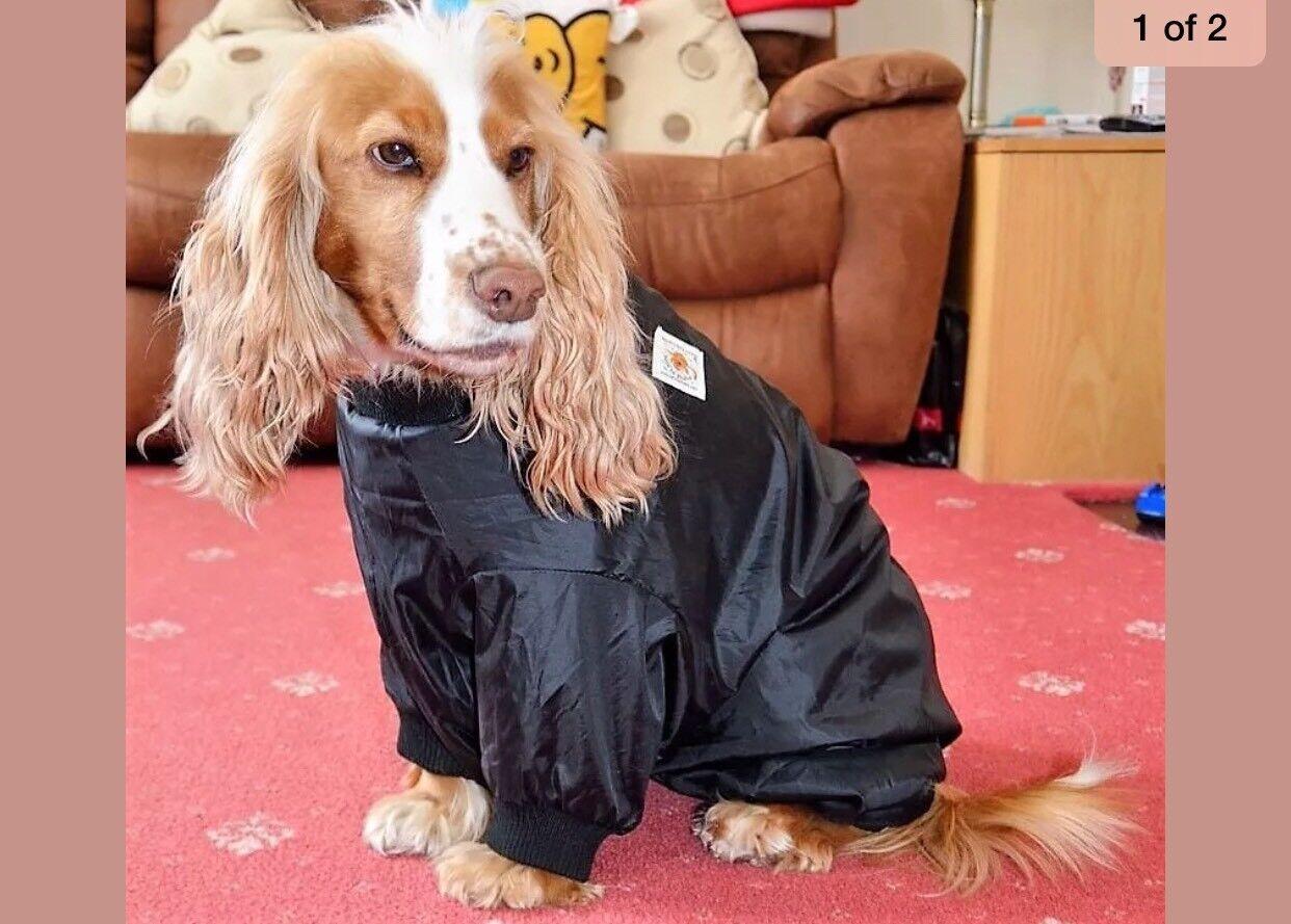 Indoor Drying Dog Coat Robe   Towel Microfibre  Camping Caravan Motorhome -SALE