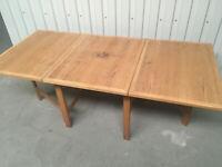 Spisebord, Egetræ, KAN LEVERES, Hans J Wegner