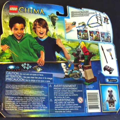 LEGO  Legend of Chima Grizzam Tower Target * NEW Sealed free shipping 70110