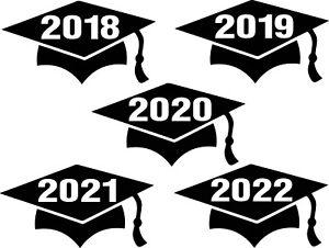 2019 Graduation #DONE Decal or Vinyl Sticker or Bumper Sticker