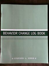 Behavior Change Logbook , Dodd, Stephen L., for Weight Loss, Health