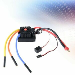 New Waterproof 120A ESC Brushless 6S 24V Speed Controller for 1/8 RC Car Truck❤.