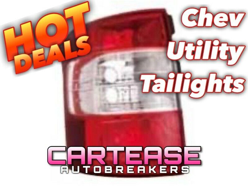 ‼️ Brand New ‼️ Chev Utility Tailights in stock