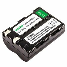 1x Kastar Battery for Nikon EN-EL3a ENEL3a D50 D70 D70s D100