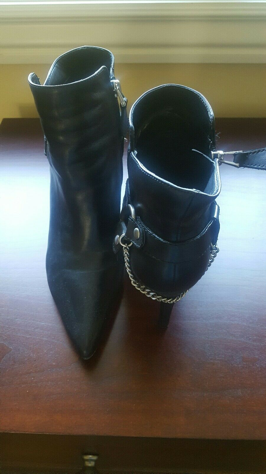 Nine west ankle boots 8