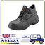 Chukka-Safety-Work-Boots-Leather-Steel-Toe-Cap-amp-Midsole-Size-3-14-Mens-Cheap thumbnail 1