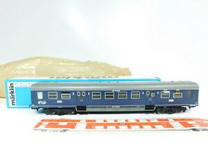 BH399-0-5-Maerklin-Marklin-H0-AC-Blech-Personenwagen-4049-3-NS-B-6692-s-g-OVP