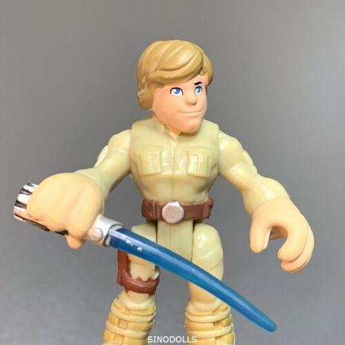 2.5/'/' Star Wars Galactic Heroes Chewbacca C3PO Yoda Stormtrooper FIGURE TOY