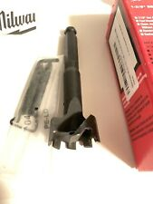 "Milwaukee Selfeed Bit 1-3//8/"" 35mm Model 48-25-1371 with Feed Screws Hex Key USA"
