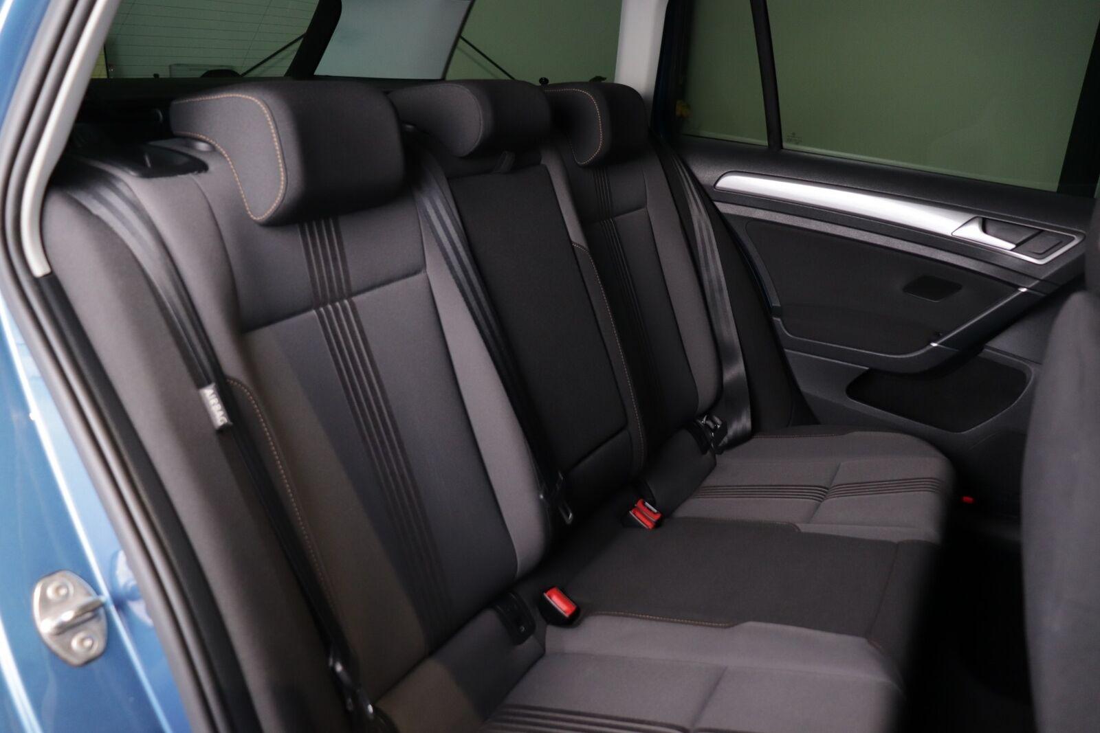 VW Golf VII TDi 110 Allstar Variant DSG BM