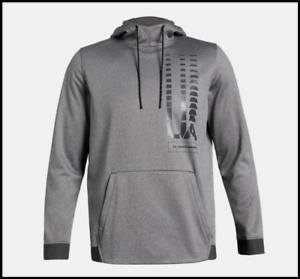 Confident Mens Short Sleeve Shirt Hoodie Under Armour Xl Nwt Activewear Activewear Tops