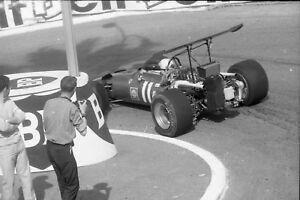 Photo-Chris-Amon-Ferrari-312-256C-V12-1969-F1-Monaco-Grand-Prix-2