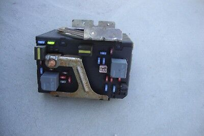 2006 Saturn Ion Fuse Junction Box Electrical Relay Under ...
