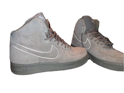 nike air force 1 gray