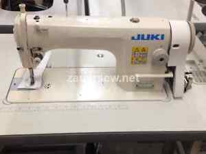 Juki ddl 8700 mechanical sewing machine used with new with for Sewing machine motor manufacturers