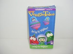 Details about VeggieTales - Are You My Neighbor VHS Video Movie