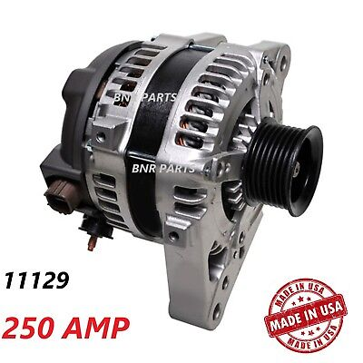 250 AMP 11138 Alternator Toyota Tacoma Tundra High Output Performance HD NEW