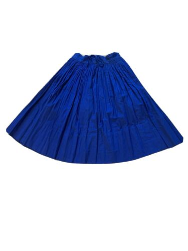 Vintage 1940's Nelly De Grab SAKS 5th Skirt Navy B
